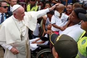 Priests buoyed by Francis the pastor