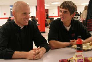 School chaplaincy engages students in the faith