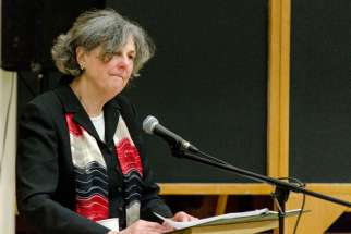 PHOTO: American theologian Phyllis Zagano, says the time is right for women deacons.