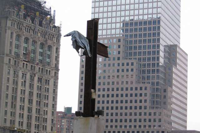 Ground Zero cross can stay at 9/11 museum, appeals court rules