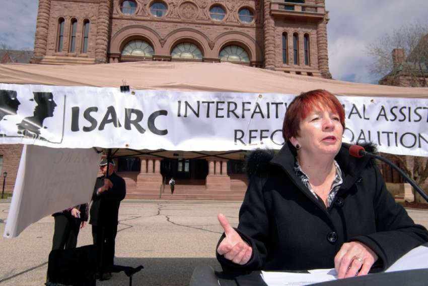 Susan Eagle of ISARC says the end of Ontario's basic income project undermines trust in government.