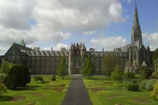 An undated photo of St. Patrick's College, Maynooth. Trustees of the school have agreed to bring in whistleblower protection policies after serious allegations were made about life in the college.