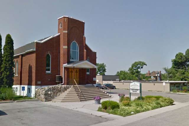 Police have seized computers from St. Patrick's Church in Caledonia, Ont., as part of an ongoing investigation into child pornography.