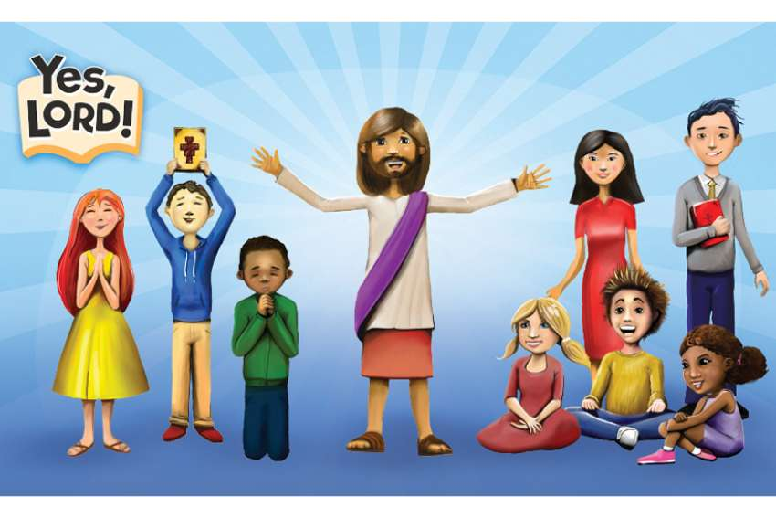 Salt+Light TV has produced Yes, Lord, a children's liturgy that begins airing Feb. 19.