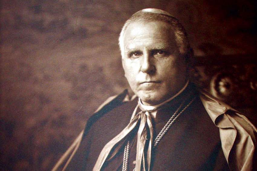 The book tells the story of Blessed Clemens August Graf von Galen, the bishop, who was a thorn in the side of the Nazis during their reign in Germany.