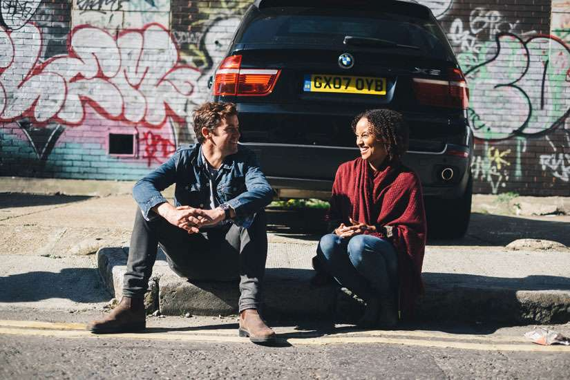 Toby Flint and Gemma Hunt are the new hosts of the Alpha Youth Film Series.