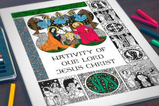 It has been a while since adult colouring books became popular. Now these books are creeping into the religious realm.