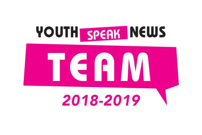 Youth Speak News Team 2018-2019
