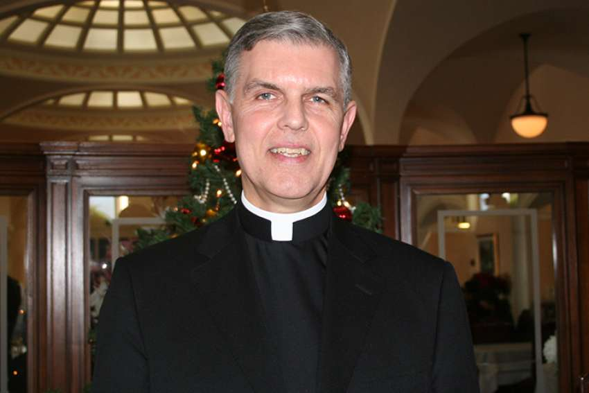 Opus Dei Vicar of Canada, Msgr. Fred Dolan. On June 23, Masses are being held around the country to celebrate the 90th anniversary of the founding of Opus Dei.