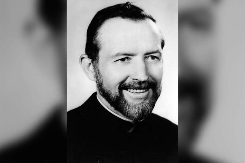 Father Stanley Rother, a priest of the Oklahoma City Archdiocese, is pictured in an undated photo. He was brutally murdered in 1981 in the Guatemalan village where he ministered to the poor. Father Rother will be beatified Sept. 23 in Oklahoma.