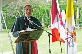 Canada's Apostolic Nuncio Archbishop Luigi Bonazzi says that much more needs to be done when it comes to reconciliation with Canada's Indigenous peoples.
