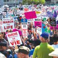 Each year, thousands gather on Parliament Hill for the annual March for Life to show their opposition to abortion. The march is one of Campaign Life Coalition's biggest success stories.