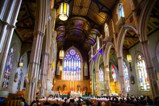 St. Michael's Cathedral will closed completely from June 17 to mid-December due to safety reasons.