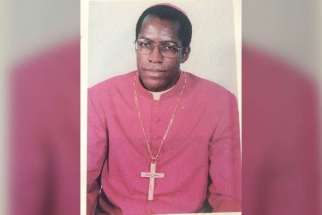 Bishop Jean-Marie Benoit Bala of Bafia, who disappeared overnight on May 31, was later found dead in a river June 2. Cameroonian Catholic leaders said June 13 that Bishop Bala did not commit suicide, but was murdered.