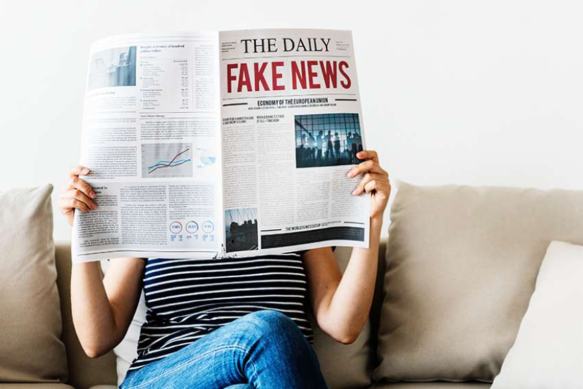 Francis Campbell: If it's false or fake don't call it news