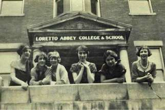 Loretto College in 1922.
