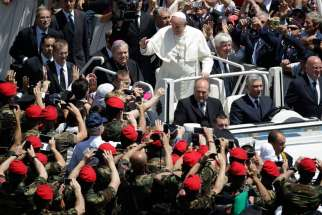 Advisors urge Pope Francis to slow down for a summer break