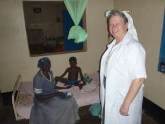 Holy Spirit Missionary Sister Veronika Terezia Rackova, director of St. Bakhita Medical Center in Yei, South Sudan, died May 20 at a hospital in Nairobi, Kenya. The Holy Spirit Missionary Sister, who was shot in the stomach in Yei, is pictured in an undated photo.