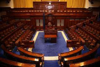 "The lower house of the Irish Parliament, the Dáil Éireann, rejected a legislation that would permit abortion in cases described as ""fatal fetal abnormality."""