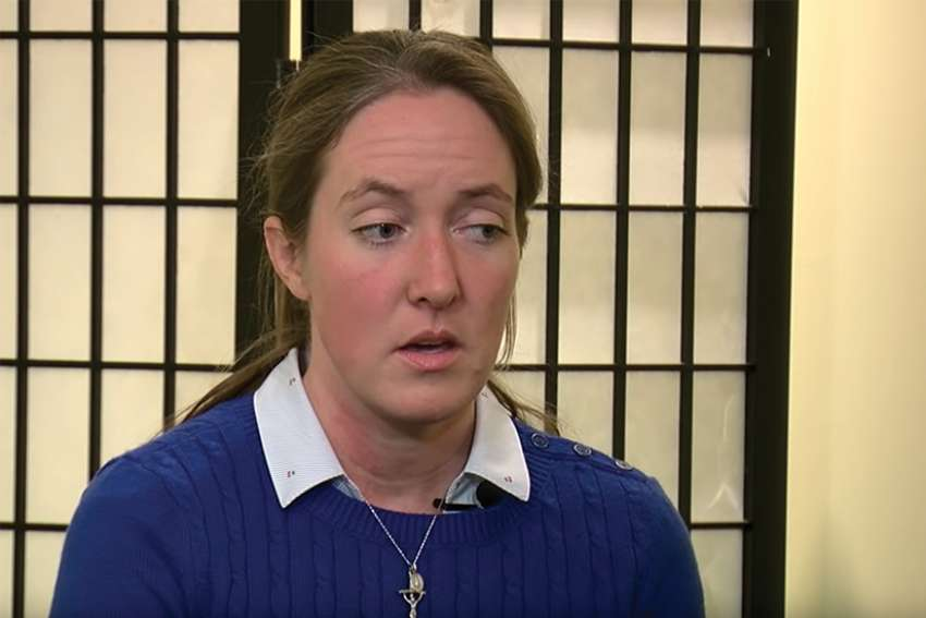 "Siobhan O'Connor, a former executive assistant to Bishop Malone, told ""60 Minutes"" on Sunday that she decided to leak the internal diocesan documents mentioned in the report after an incomplete list of priests accused of abuse was published."
