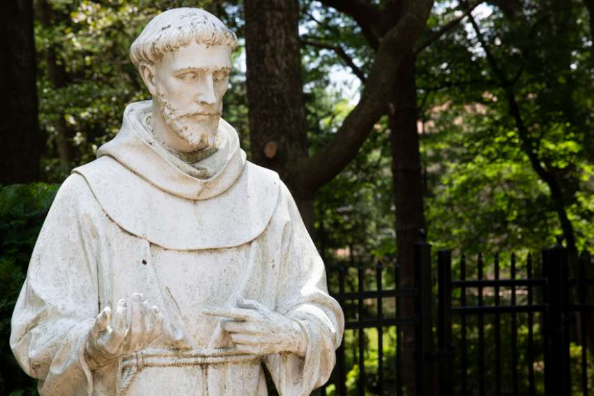 St. Francis of Assisi set a radical example for religious orders to embrace poverty as a way to promote the common good.