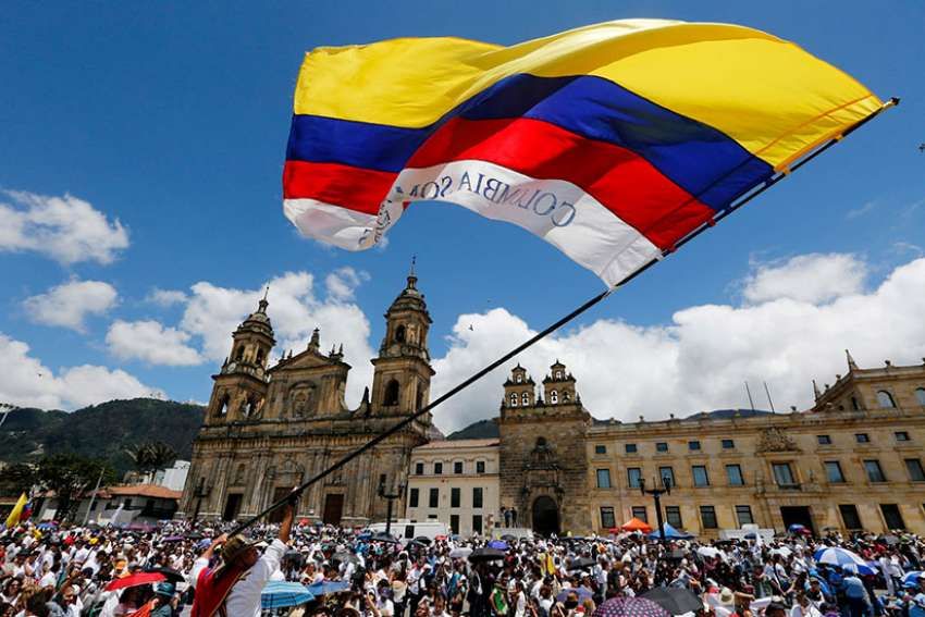 Cardinal Rubén Salazar Gómez of Bogota said the Pope's message will be relevant for all Latin American countries when he visits Colombia in September.