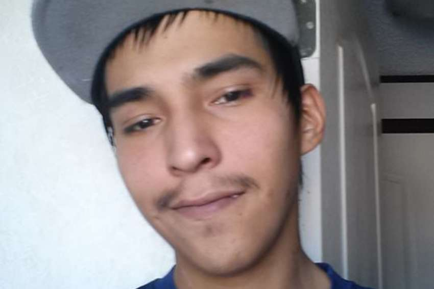 Colten Boushie in a photo posted June 2015.