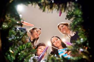 Advent, a season of joyful expectation before Christmas, began on Nov. 30 this year.