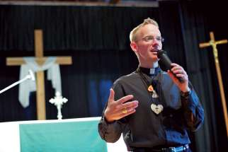 Fr. Allan MacDonald is the new general superior of the Ottawa-based Companions of the Cross.