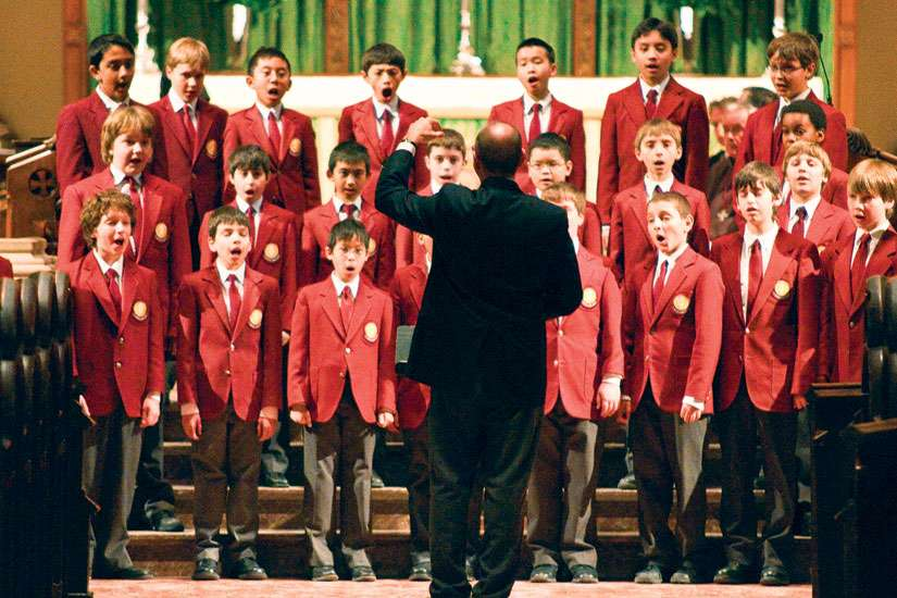 Massey Hall will be filled with the voices of the St. Michael's Choir School Dec. 6 and 7 as they perform their annual Christmas concerts