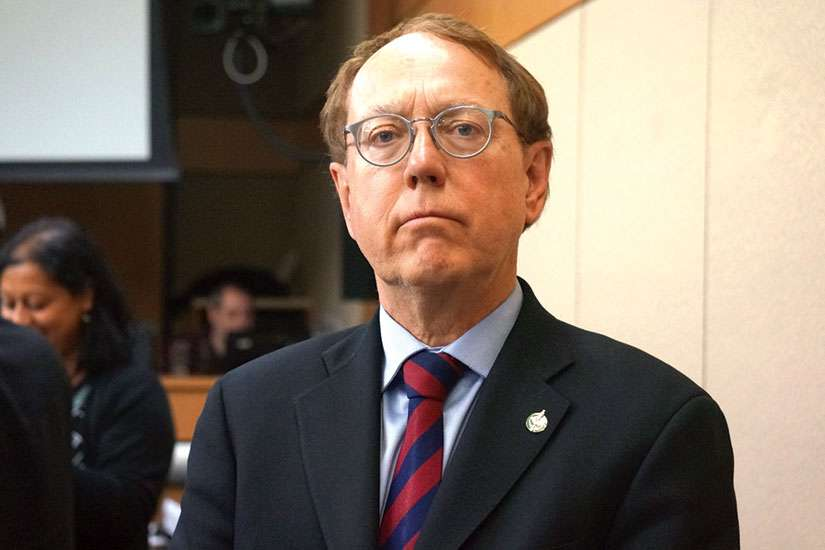 MP Murray Rankin has tabled a motion calling for the establishment of a right to palliative care along with funding to make it universally accessible.