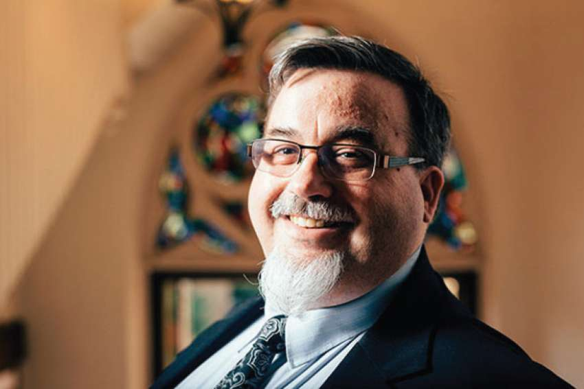 St. Mike's dean of theology James Ginther says the new interfaith program is particularly attractive to Catholic educators, teachers.