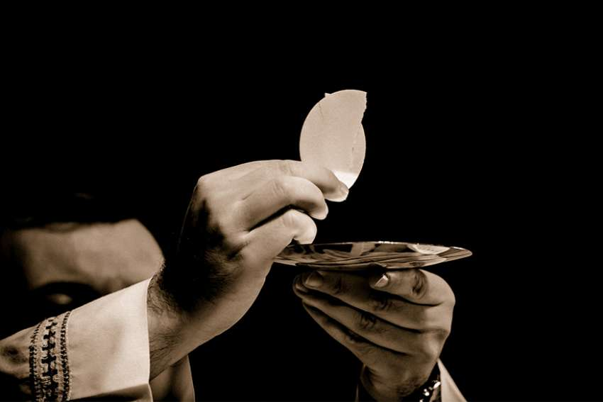 Fr. Yaw Acheampong: Finding hope in the Eucharist