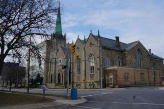 Cathedral of St. Catherine of Alexandria, St. Catherines, ON