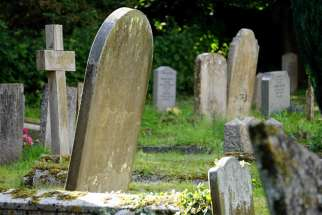 Sisters' graves moving