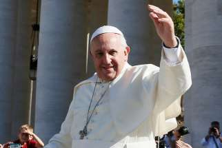 Pope Francis will visit Turkey in November after Turkey's newly elected president, Recep Tayyip Erdogan, extended a formal invitation.