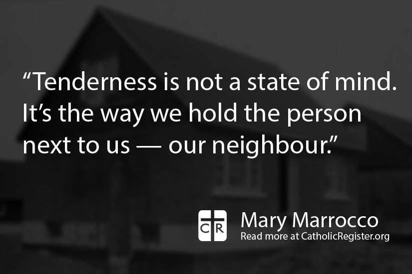"Mary Marrocco recounts the story of the Grimsby Co-operative Homebuilders and how we are sometimes called to be ""painfully Christian."""