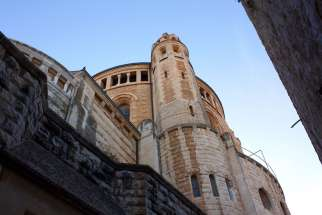 Dormition Abbey, Mt. Zion, Jerusalem