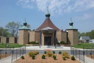 St. Michael Byzantine Catholic Church, Parma, Ohio.