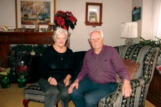 Mary and Stan Surman have been active parishioners at St. Leo's in Toronto for the last five decades.