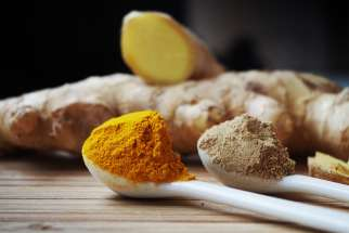 Turmeric's main ingredient is curcumin. It has powerful anti-inflammatory effects and is a very strong antioxidant.