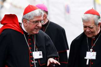 Thomas Cardinal Collins, Archbishop of Toronto.