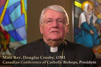 2015 Video Message for Christmas from the CCCB President
