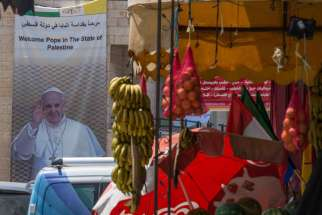 Bethlehem residents scramble for Pope Francis Mass tickets
