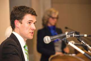 Andrew Bennett, Canada's religious freedom ambassador, faces an uncertain future along with the Office of Religious Freedom