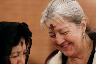 Ash Wednesday signals the start of Lent, but contrary to what many believe, it's not a time of misery. Instead, it marks the great joys and satisfactions to be had as we draw closer to Jesus.