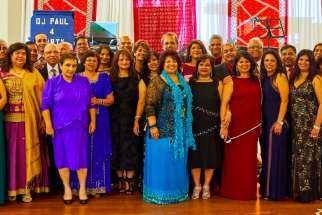 There are 450 registered members of GOA Vancouver, which was founded 43 years ago. Above is a photo from its annual gala in 2017.