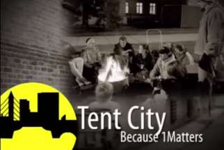 "The 1Matters project ""Tent City"" celebrated its 25th anniversary last month."