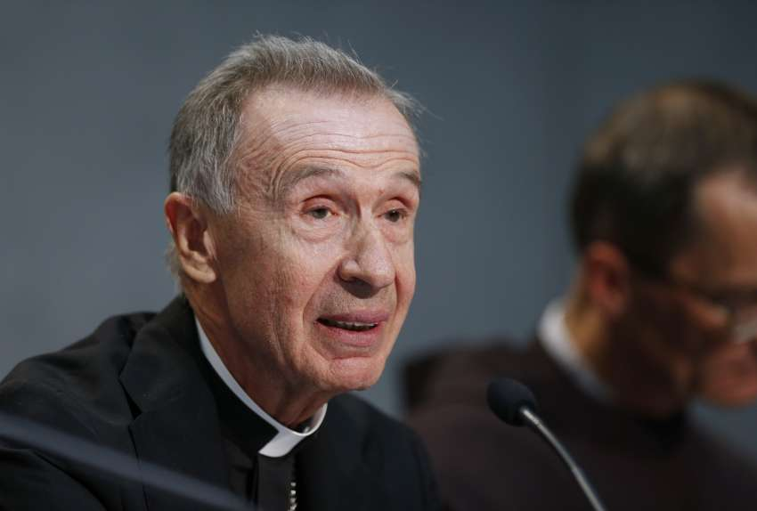 Spanish Archbishop Luis Ladaria Ferrer, 73, has been appointed by Pope Francis as the new prefect for the Congregation for the Doctrine of the Faith.